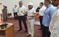 Члены Общественной палаты Дагестана проверили работу избирательного участка №1123 в Махачкале