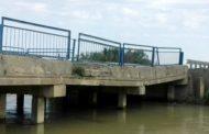 Временно ограничено движение по мосту через канал Юзбаш