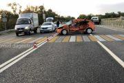 В результате автоаварий в Дагестане погибли два человека