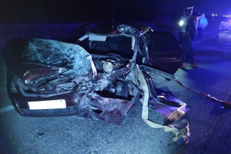 В результате ДТП в Карабудахкентском районе погиб человек