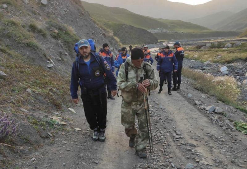 В Докузпаринском районе разбился насмерть охотник, сорвавшийся в ущелье