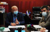 Реализацию госпрограммы «Доступная среда» обсудили в правительстве Дагестана