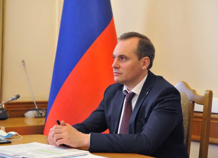 Артем Здунов принял участие в заседании рабочей группы Государственного совета России