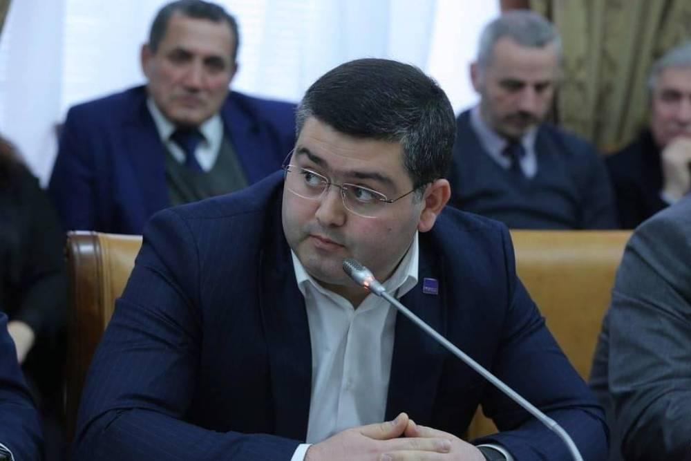 Низами Гаджибалаев возглавил пресс-службу администрации главы и правительства Дагестана