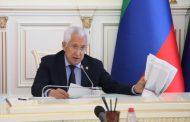 Глава Дагестана: «Чиновник, не уплачивающий налоги, не может работать на госслужбе»