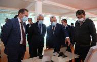 Глава Дагестана ознакомился с промышленным потенциалом региональных предприятий