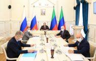 Меликов дал поручение подготовить указ о введении масочного режима в Дагестане
