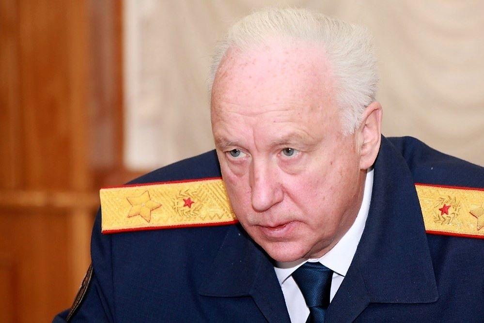 Бастрыкин потребовал возбудить дело по факту ДТП со школьным автобусом в Дагестане
