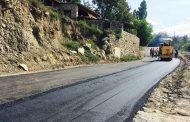 Возобновлено движение по республиканской дороге Гуниб – Цуриб