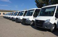 Дагестан приобрел 11 автобусов для перевозки пассажиров с ограниченными возможностями