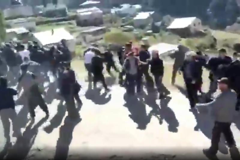 В Цунтинском районе произошла потасовка из-за выборов председателя райсобрания