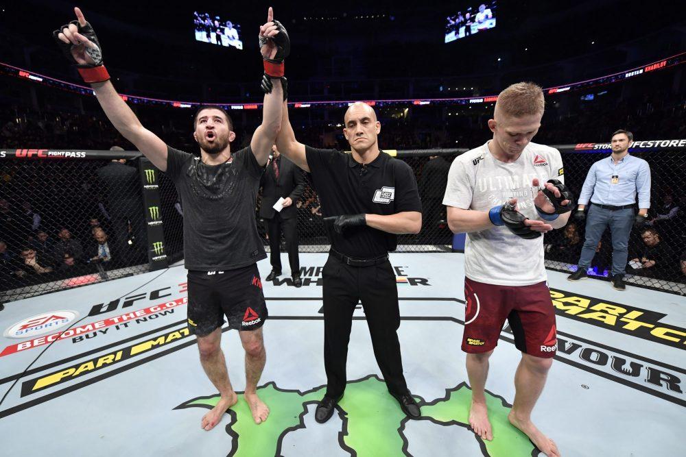 Два дагестанских бойца покинули UFC