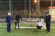 За упавшие футбольные ворота и гибель школьника в Тлярате ответит представитель строительной компании