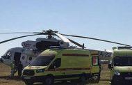 Трое пострадавших в результате ДТП у села Рыбалко доставлены в Махачкалу
