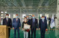 Владимир Васильев поздравил промышленников Дагестана с Днем машиностроителя