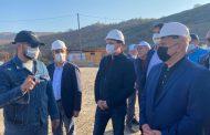 Джамбулат Хатуов посетил Сулейман-Стальский район