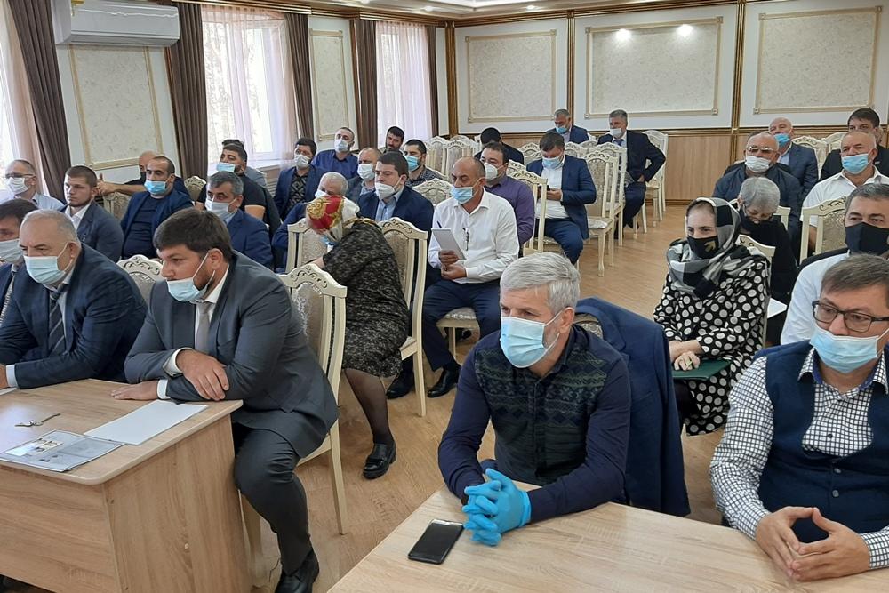 Районные депутаты одобрили переименование Кироваула в Манапкалу