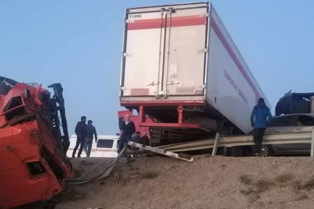 Задержан предполагаемый виновникДТП со школьным автобусом в Кизлярском районе