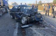 В Хасавюртовском районе в результате ДТП погиб мужчина