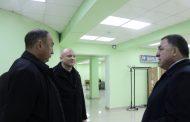 Дмитрий Волков и Инсаф Хайруллин посетили Магарамкентский район и Дербент