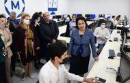 В Техническом колледже им. Р.Н. Ашуралиева открылись мастерские по мировым стандартам Worldskills