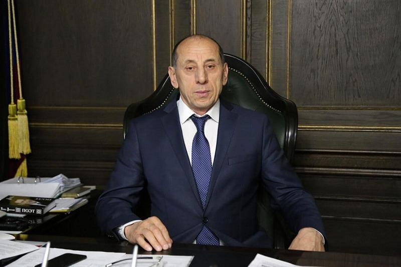 Избран глава Бабаюртовского района Дагестана