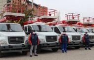 Энергетики Дагестана получили около 150 новых легковушек и внедорожников