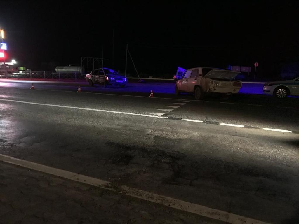 В автоаварии в Бабаюртовском районе пострадали семь человек