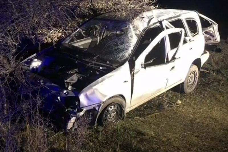 В Кизлярском районе в результате ДТП погибли 17-летний водитель и еще двое подростков