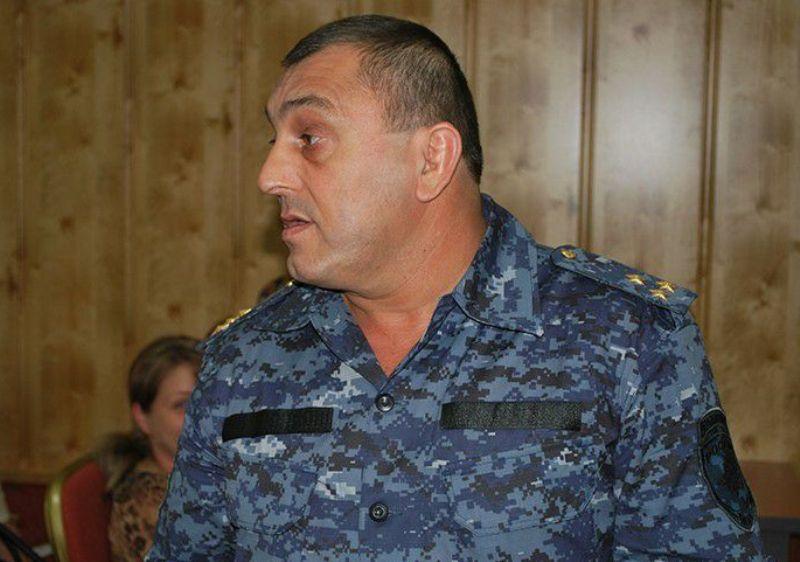 Суд в Москве продлил арест полковнику полиции Гази Исаеву