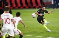 УЕФА признал гол Магомед-Шапи Сулейманова лучшим в туре Лиги чемпионов