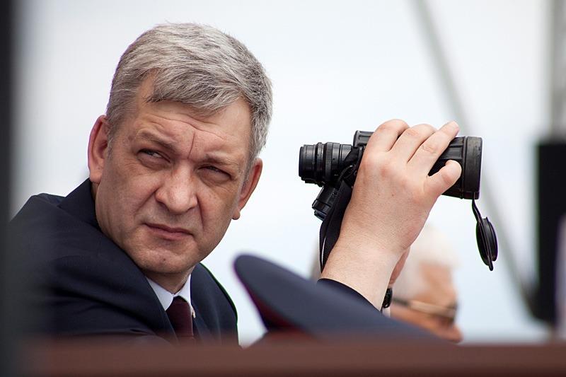 Сергей Меликов отправил в отставку Владимира Иванова