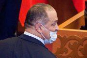Сергей Меликов госпитализирован для лечения от коронавируса