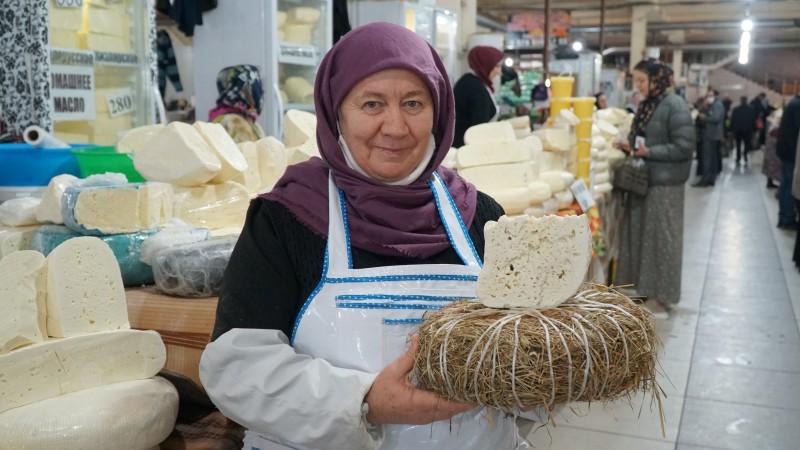 Дагестанские продукты принимают участие в народном голосовании конкурса «Вкусы России»