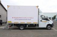 Дагестан получил еще пять мобильных ФАПов