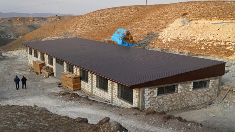 В Левашинском районе Дагестана намечено строительство четырех откормочных площадок и двух убойных цехов