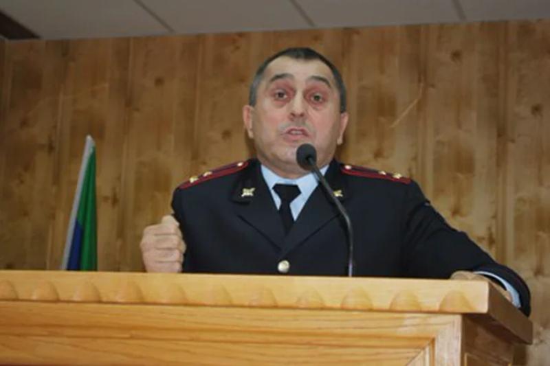 Начальника Кизлярского райотдела полиции назвали причастным к терактам в московском метро