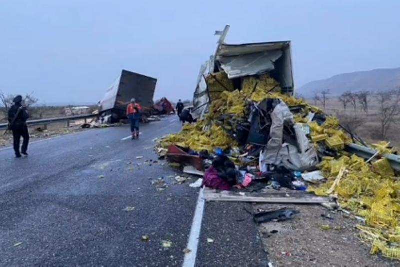Четыре человека погибли в Дагестане в результате двух автоаварий