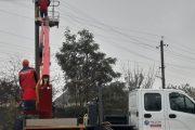 В девяти районах Дагестана восстановлено нарушенное из-за непогоды электроснабжение