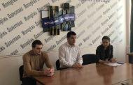 В Махачкале прошла пресс-конференция о проекте по поддержке малого и среднего предпринимательства