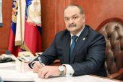 Заразившийся коронавирусом Сергей Меликов проходит лечение в Дагестане