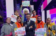 Школьники Дагестана стали победителями всероссийского конкурса «Большая перемена»