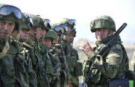Морпехи Каспийской флотилии зачистили военный городок от условных боевиков