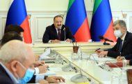 Поступление налогов в бюджет Дагестана обсудили под руководством Сергея Меликова