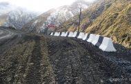 В Южном Дагестане открыта новая дорога, связавшая трассу Ахты – Рутул с Азербайджаном