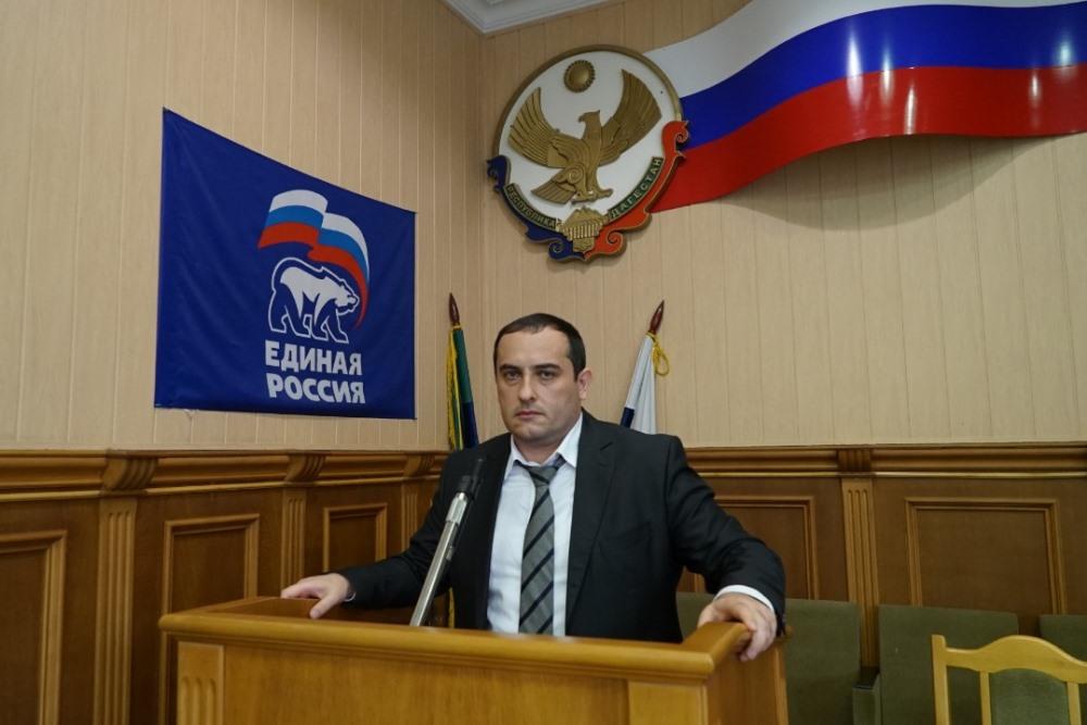 Избран глава Каякентского района Дагестана