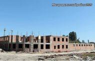 В Магарамкентском районе продолжается строительство школы
