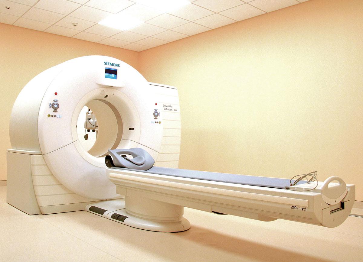 В Дагестане еще две больницы получили новые компьютерные томографы