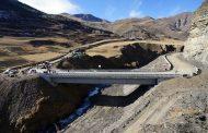 В Чародинском районе построен мост, который свяжет его южные села с Цурибом