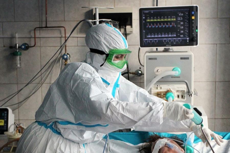В Дагестане новый антирекорд по госпитализации